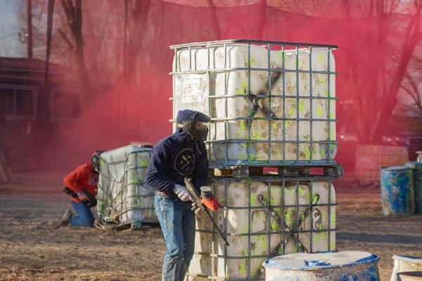 Pyrrhic Paintball Treasure Valley Idaho